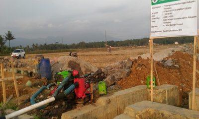 pembangunan irigasi